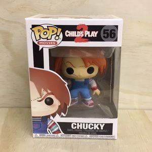 Funko pop horror child's play Chucky figure